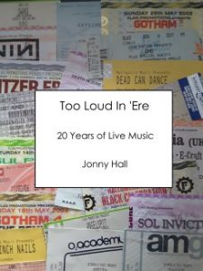 Too Loud In 'Era Front Cover