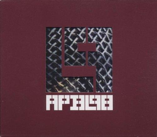 Apoptygma Berzerk - APBL98 (Cover)