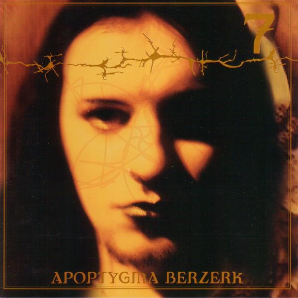 Apoptygma Berzerk - 7 (Cover)