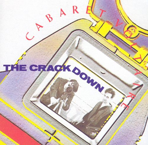 Cabaret Voltaire - The Crackdown (Cover)