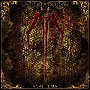 Dawn of Ashes – Anathema (Cover)