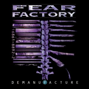 Fear Factory - Demanufacture (Cover)