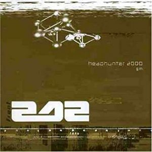 Front 242 - Headhunter 2000 (Europe) (Cover)