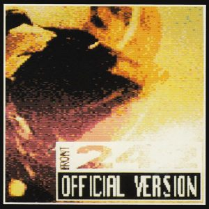 Front 242 - Official Version (Cover)