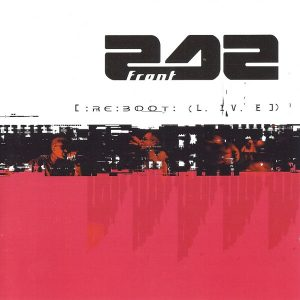 Front 242 - Re:Boot (Cover)
