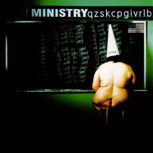 Ministry - Dark Side Of The Spoon (Cover)