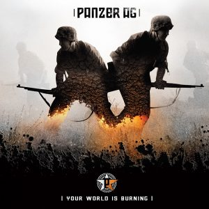 Panzer AG - Your World Is Burning (Cover)
