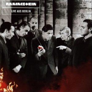 Rammstein - Live Aus Berlin (Cover)