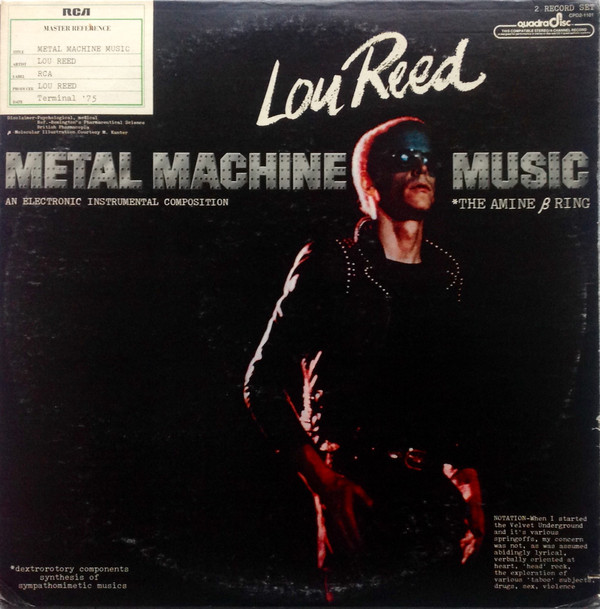 Lou Reed - Metal Machine Music (Cover)