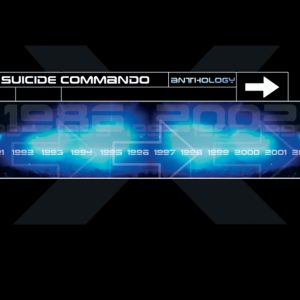Suicide Commando - Anthology (Cover)
