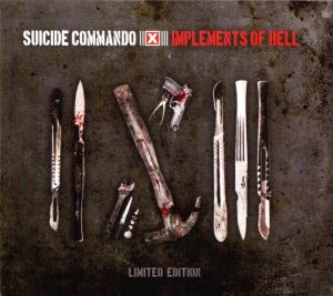 Suicide Commando - Implements Of Hell (Cover)