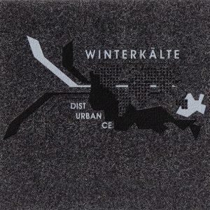 Winterkälte - Disturbance (Cover)