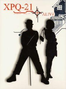XPQ-21 - Alive (Cover)