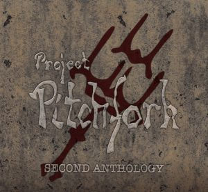 Project Pitchfork - Second Anthology (Cover)