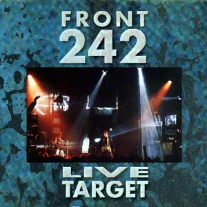 Front 242 - Live Target (Cover)