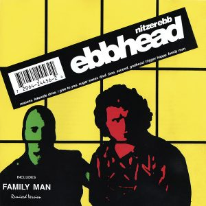 Nitzer Ebb - Ebbhead (Cover)