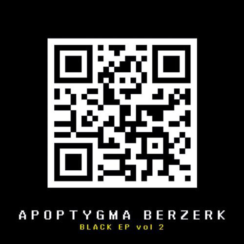 Apoptygma Berzerk - Black EP Vol.2 (Cover)