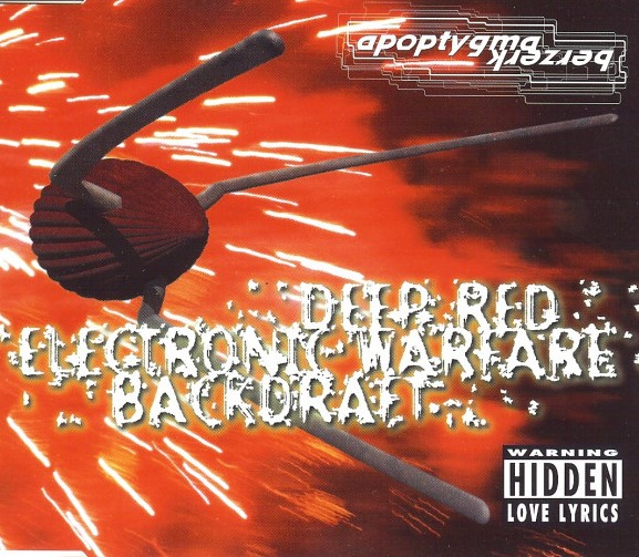 Apoptygma Berzerk - Deep Red (Cover)