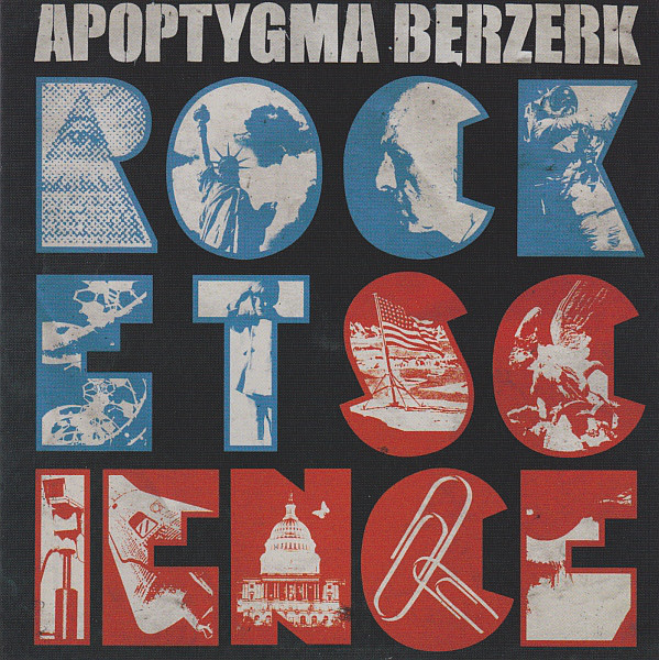 Apoptygma Berzerk - Rocket Science (Cover)