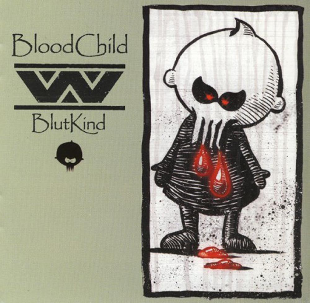 Wumpscut - Blutkind (Cover)