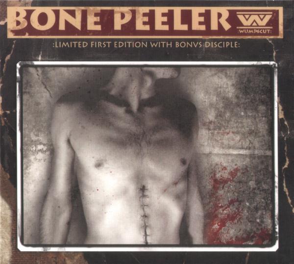 Wumpscut - Bone Peeler (Cover)