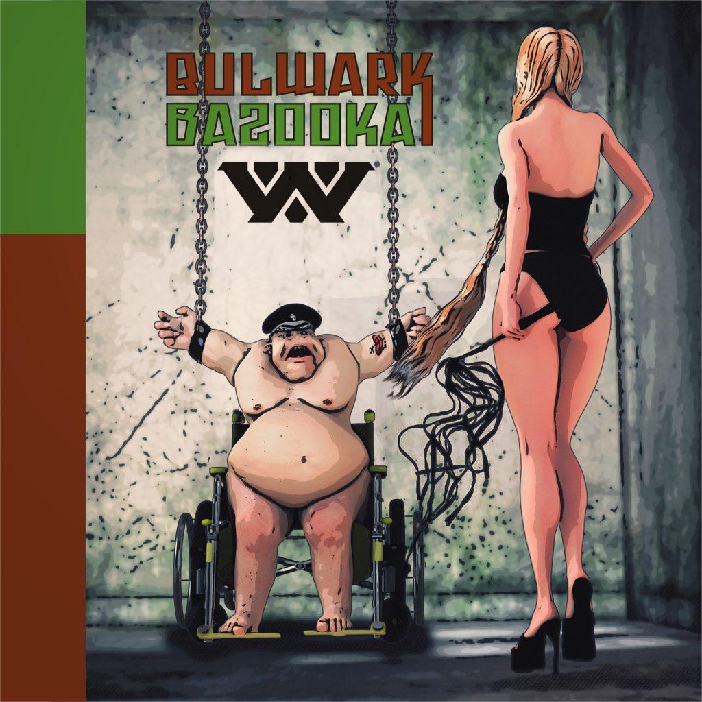 Wumpscut - Bulwark Bazooka (Cover)