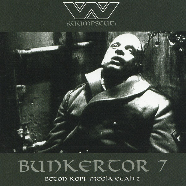 Wumspcut - Bunkertor 7 (Cover)