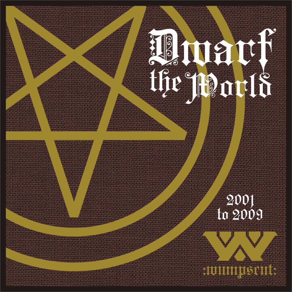 Wumpscut - Dwarf The World (Cover)