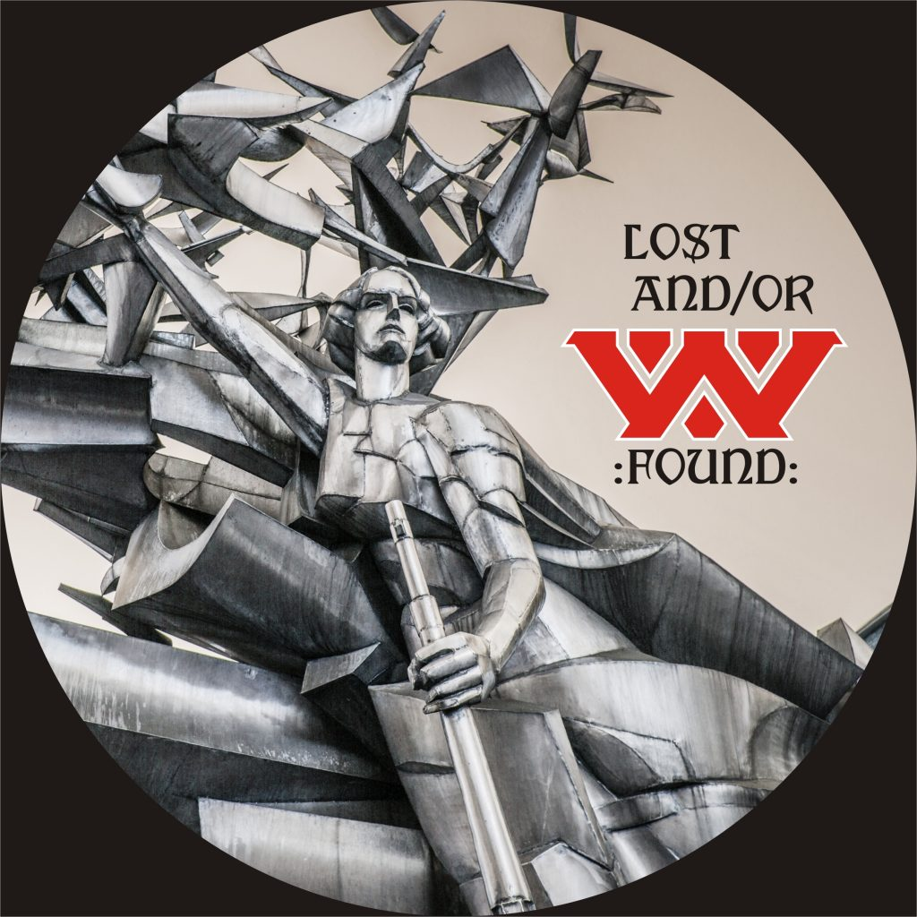 Wumpscut - Lost And Or Found (Cover)