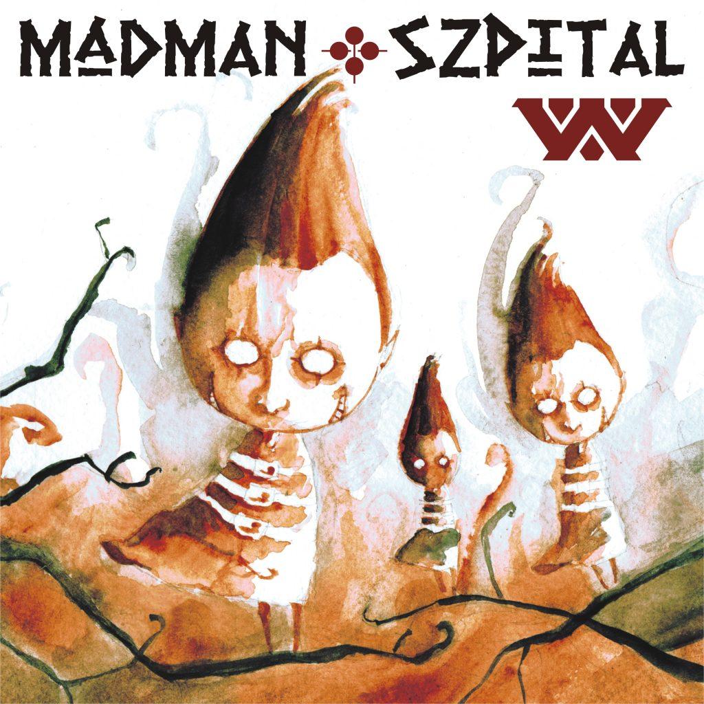 Wumpscut - Madman Szpital (Cover)