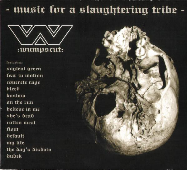 Wumpscut - Music For A Slaughtering Tribe (Cover)