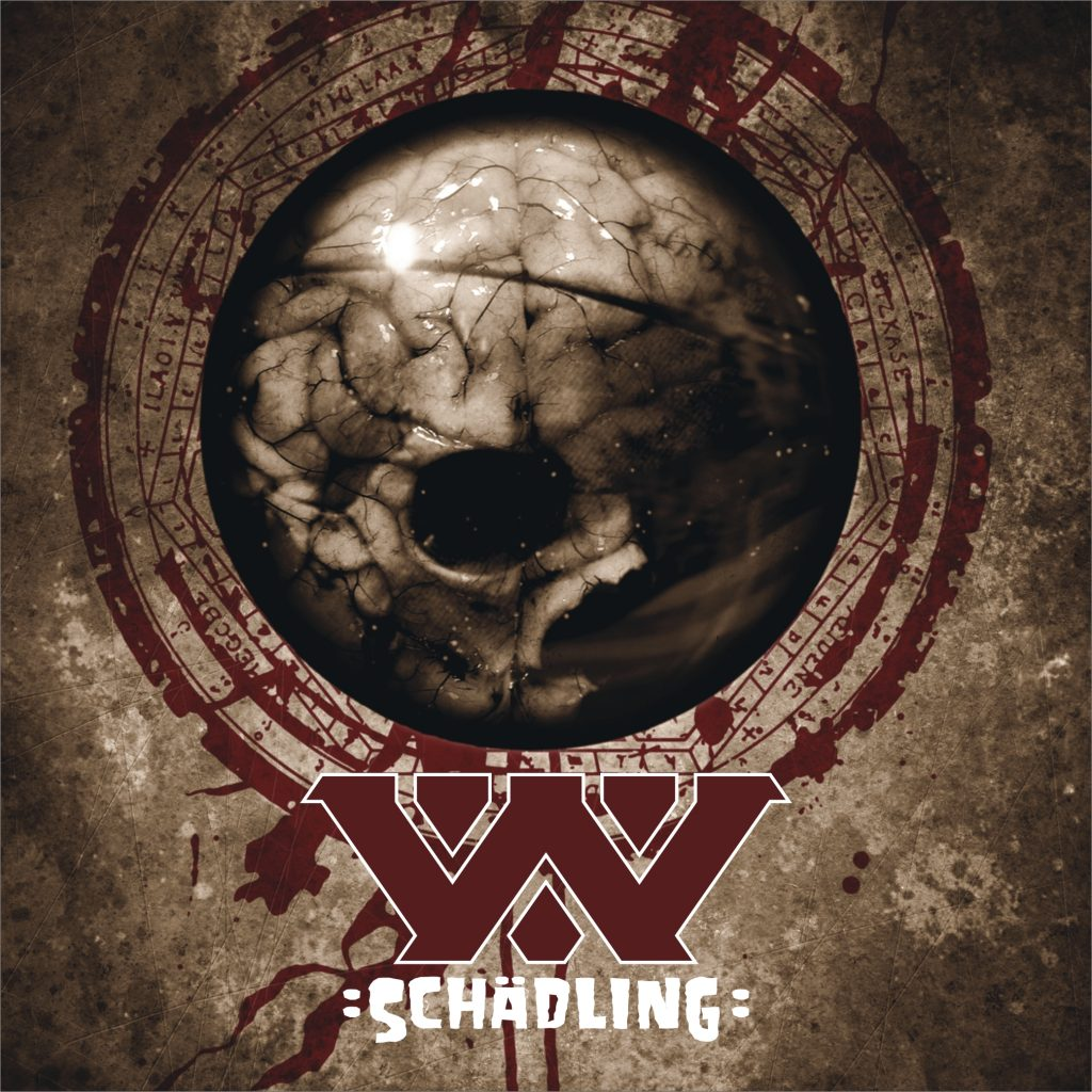 Wumpscut - Schädling (Cover)
