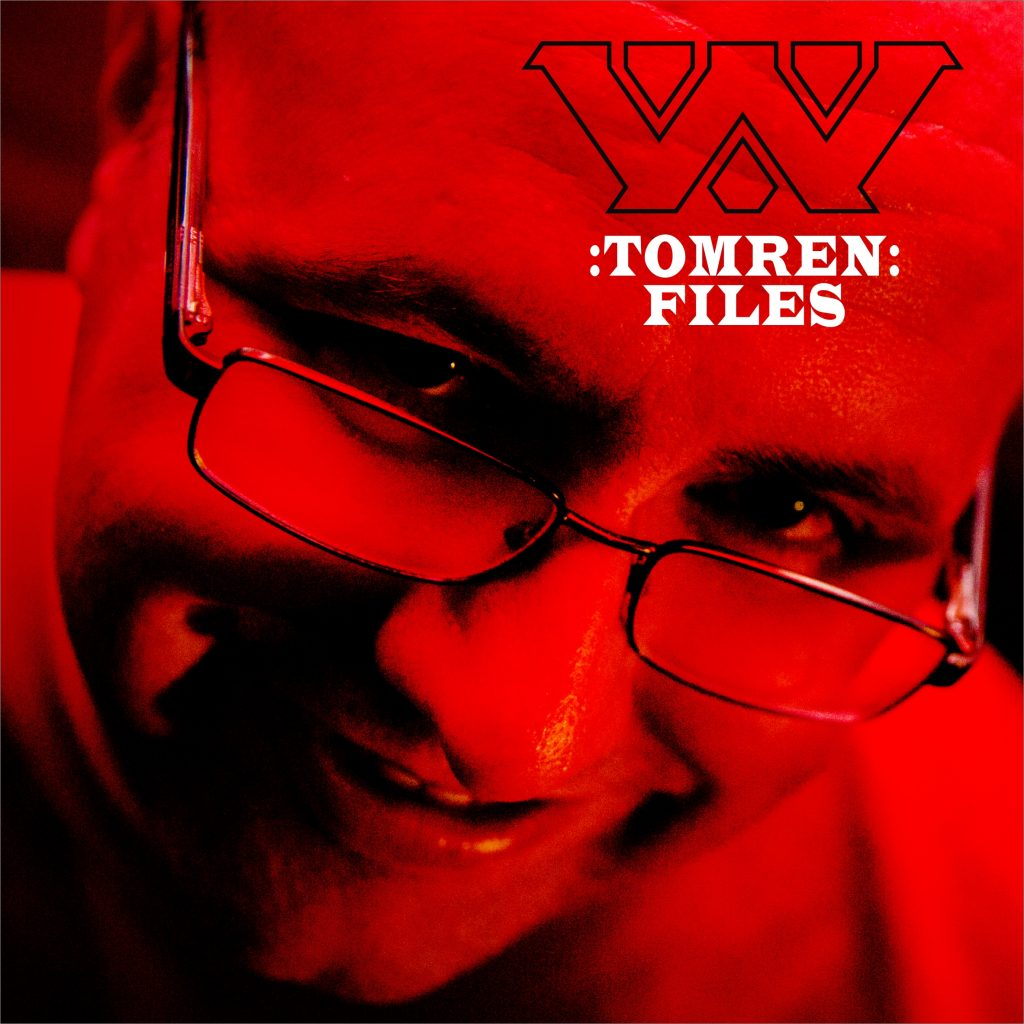 Wumpscut - The Tomren Files (Cover)