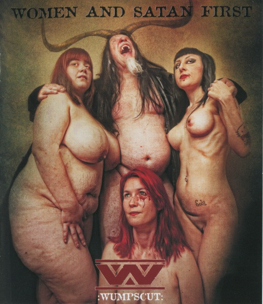 Wumpscut - Women and Satan First (Cover)