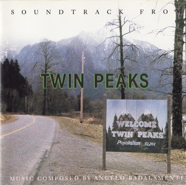 Angelo Badalamenti - Sountrack from Twin Peaks (Cover)