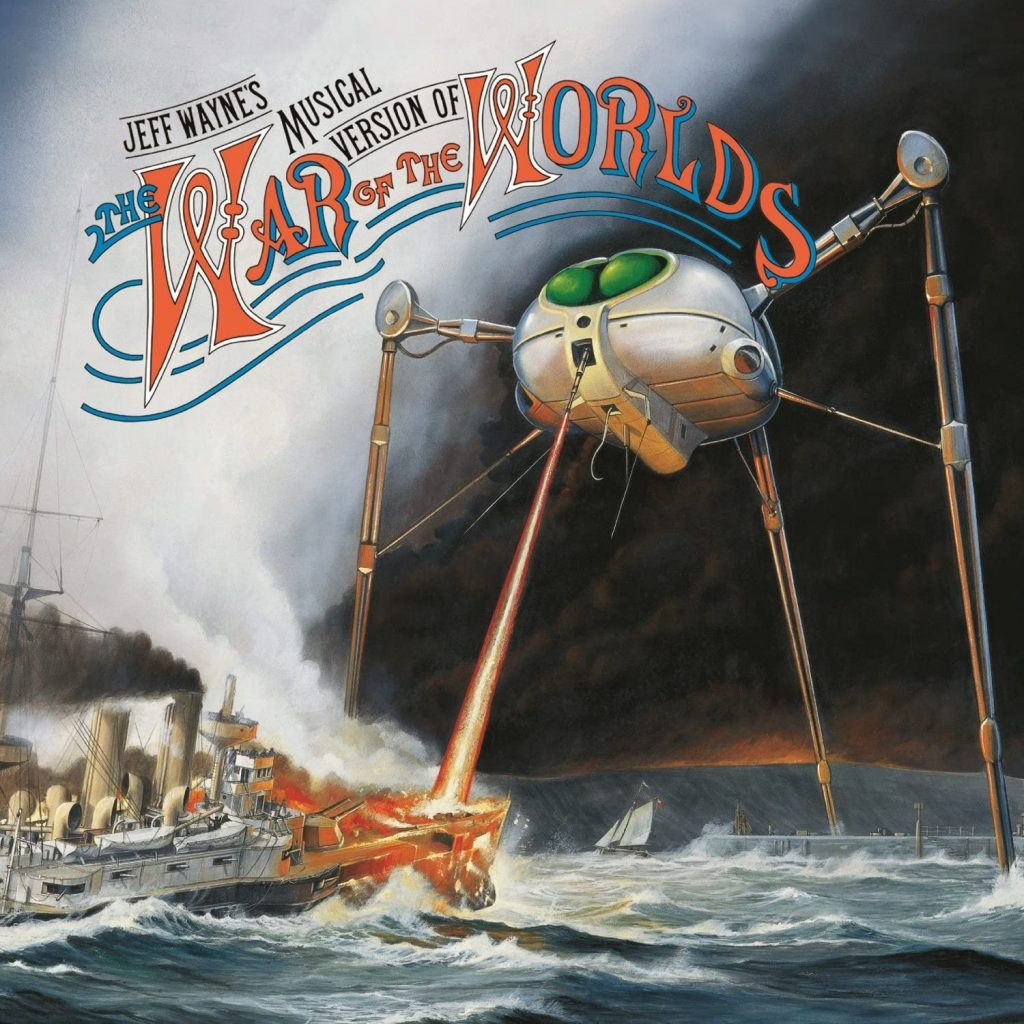 Jeff Wayne - War Of The Worlds (Cover)
