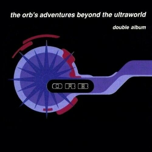 The Orb - Adventures Beyond The Ultraworld (Cover)