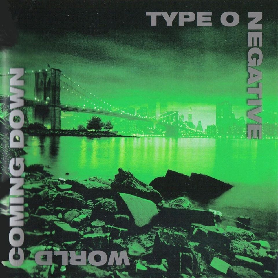 Type O Negative - World Coming Down (Cover)