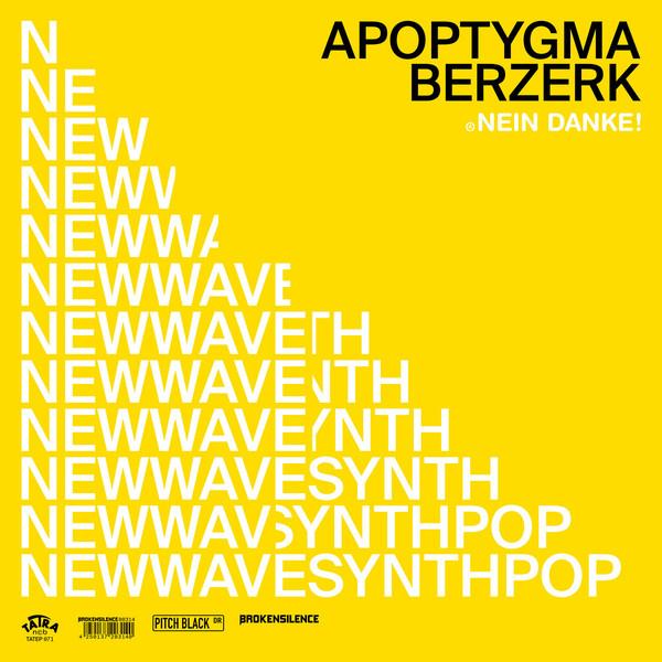 Apoptygma Berzerk - Nein Danke! (Cover)