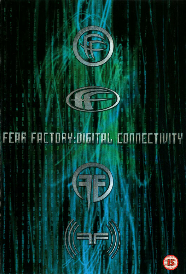 Fear Factory - Digital Connectivity (Cover)