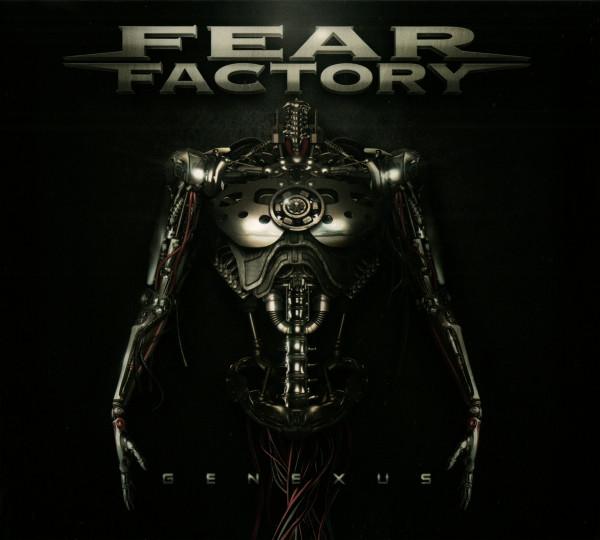 Fear Factory - Genexus (Cover)