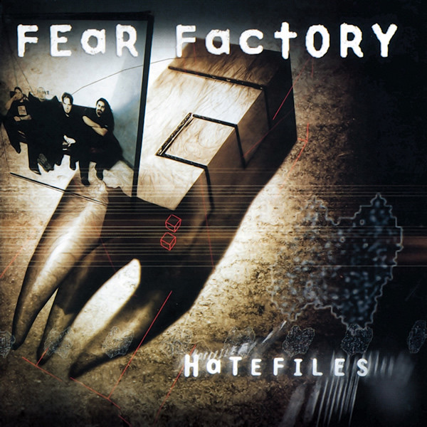 Fear Factory - Hatefiles (Cover)