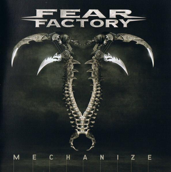 Fear Factory - Mechanize (Cover)
