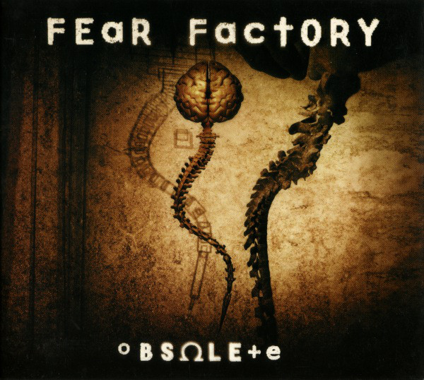 Fear Factory - Obsolete (Cover)