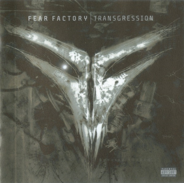 Fear Factory - Transgression (Cover)