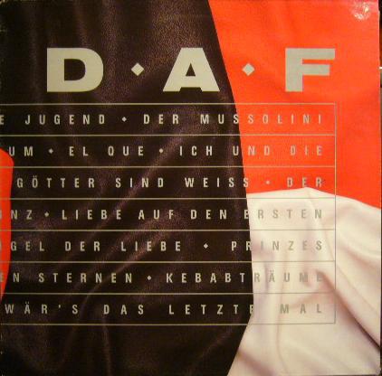 DAF - DAF (Cover)