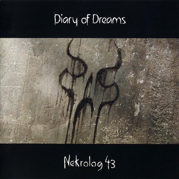 Diary of Dreams - Nekrolog 43 (Cover)