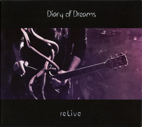 Diary of Dreams - reLive (Cover)