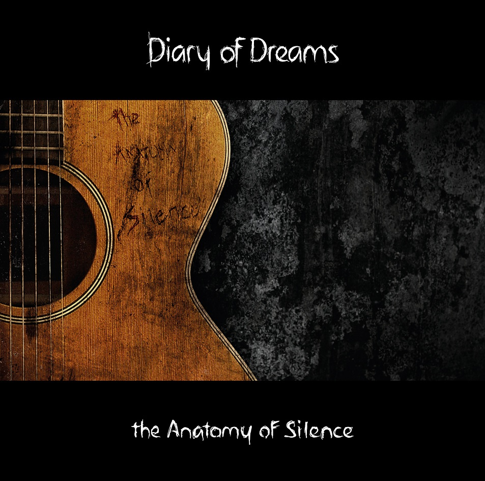 Diary of Dreams - The Anatomy of Silence (Cover)