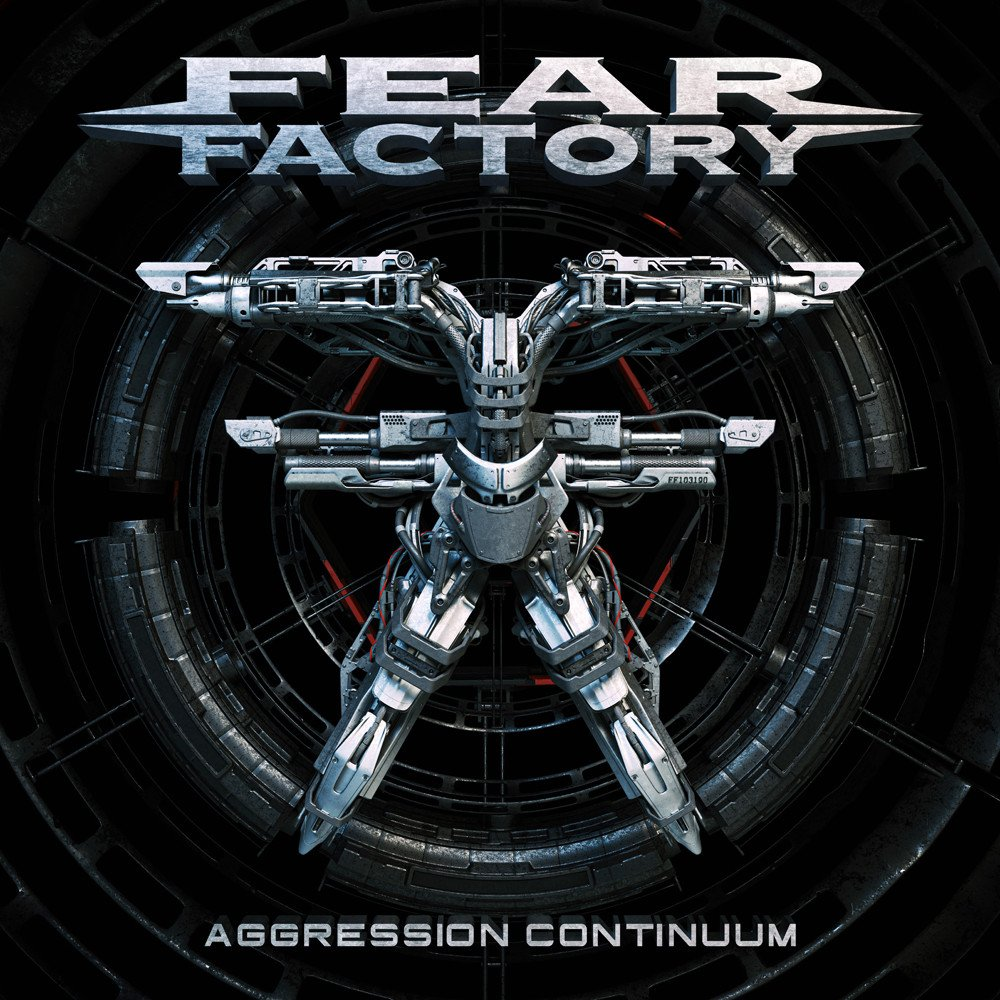 Fear Factory - Aggression Continuum (Cover)